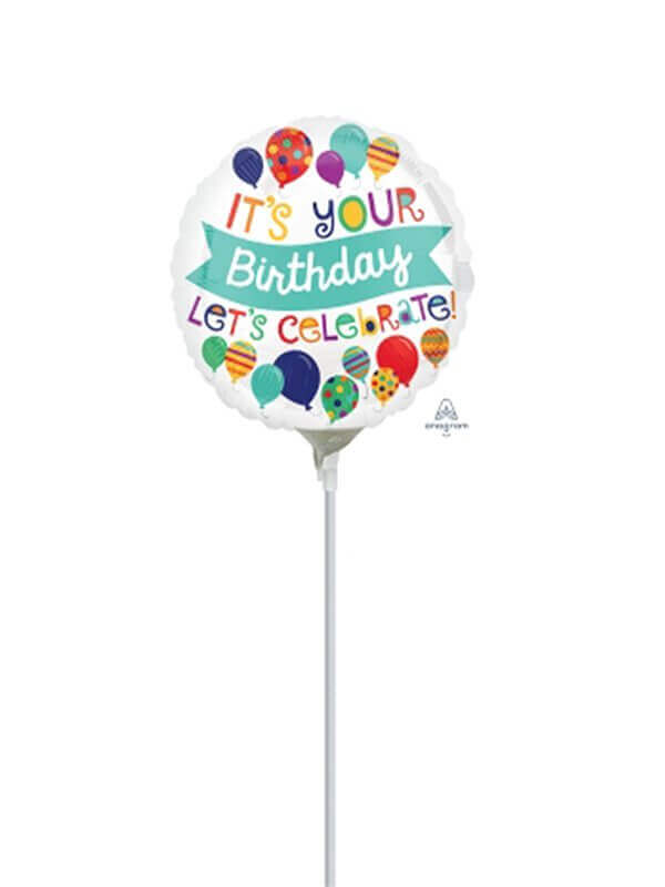 Anagram 4''- It's your Birthday